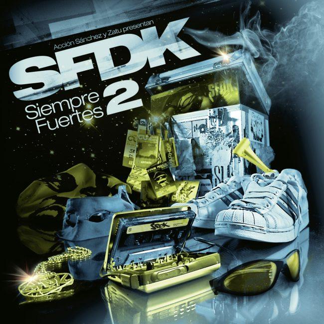 SFDK SIEMPRE FUERTES 2G